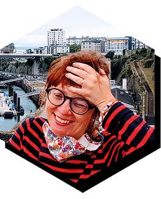 Muriel Charlot – Presse Papier Ciseaux