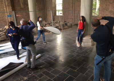 shooting d'atelier d'images